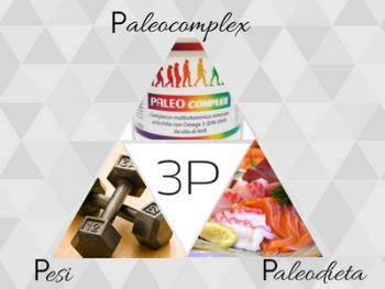 3p benessere paleocomplex paleodieta pesi integratore
