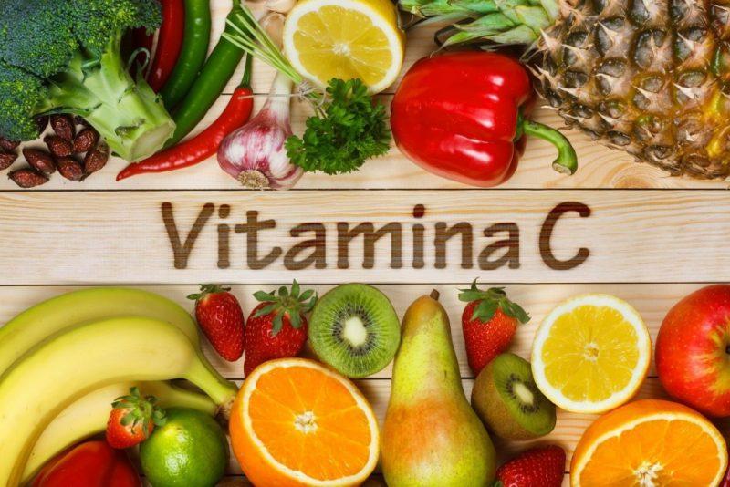 vitamina c alimenti integratore