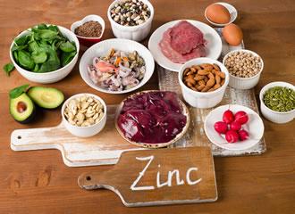 zinco alimenti ricchi